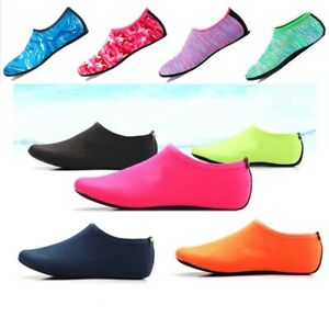 Water Shoes Mens Womens Quick Dry Aqua Socks Beach Swim Non Slip Wetsuit Size
