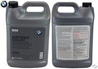 For BMW Engine Coolant/Antifreeze 2 Gallons Blue Color Original Equipment