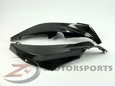 2007-2012 CBR600rr Front Upper Side Air Intake Cover Fairing Cowl Carbon Fiber