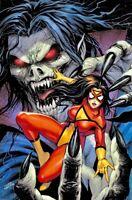 Simbiota Homem-aranha 1 Tyler Kirkham Arte Exclusiva Capa E Marvel