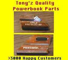 "Powerbook G4 15"" Titanium Hard Drive Ribbon Cable Connector 632-0131-(A, B, 02)"