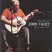 John Fahey - The Best Of John Fahey Vol 2, 1964-1983 (CDTAK 8916)