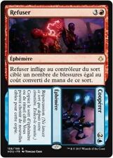 MTG Magic HOU FOIL - Refuse   Cooperate/Refuser   Coopérer, French/VF