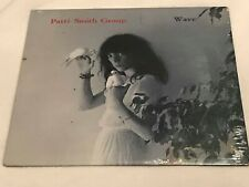 PATTI SMITH GROUP Wave LP STILL SEALED original ARISTA