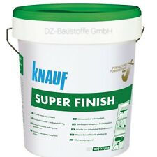 KNAUF Super Finish 20kg Feinspachtel Fugenspachtel Spachtelmasse