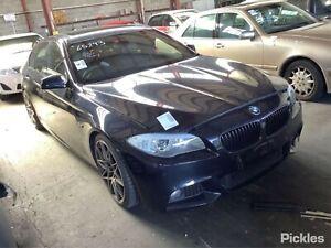 BMW 5 Series F10 2013 Wrecking parts