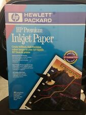 HP A3 PREMIUM INKJET PAPER ,98 GSM ,100 SHEETS , BRAND NEW