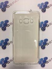 Funda transparente TPU para Samsung J5 con cristal opcional ENVIO GRATIS