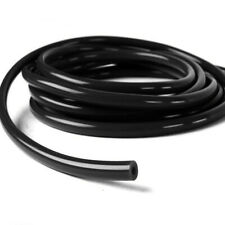 "10 Feet 1/8"" 3mm Fuel Air Silicone Vacuum Hose Line Tube Pipe Black Universal"