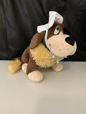 Disneys Peter Pan  Nana  Dog with Bonnet Plush 12