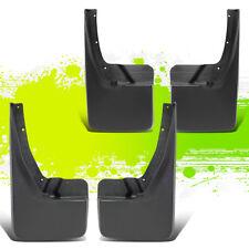 FOR 09-18 DODGE RAM TRUCK 4PCS ABS FRONT+REAR WHEEL MUD FLAPS SPLASH GUARD KIT