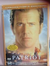 The Patriot (DVD, 2004) PRE-OWNED