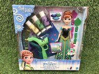 Disney Frozen Doh-Vinci Anna's Design a Skirt Kit  B6169 Hasbro Brand New In Box