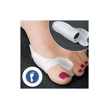 Tutori ortopedici per alluce valgo in gel e silicone