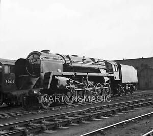 M288 60X60mm Railway Negative 92120 @ Crewe Works 27-1-1957
