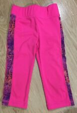 Under Armour Pants Baby Toddler Size 5 Pink And Purple