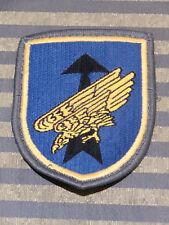 org. Bundeswehr Ärmelabzeichen Luftlandebrigade 31 Oldenburg Fallschirmjäger