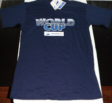1998 WORLD CUP FRANCE FIFA SZ ADULT LARGE COTTON SOCCER FUTBOL T SHIRT