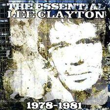 Essential Lee Clay - Lee Clayton (2001, CD NIEUW)