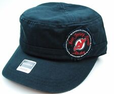 New Jersey Devils Reebok Y256W Women's NHL Bling Military Style Hockey Cap Hat