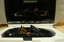 Audi TT Roadster 2006 Minichamps 1:18 black metallic
