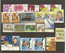 AUSTRALIA-COLLECTION OF USED STAMPS