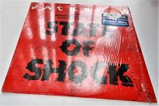 """Jackson's with Michael Jackson & Mick Jagger 1984 State Of Shock 12"""" 33rpm EP"""