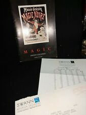 Magic Swann Galleries Catalog 1999 Includes Realized Prices