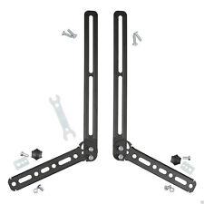 Universal Adjustable L Shaped Sounbar Brackets for TV Bracket