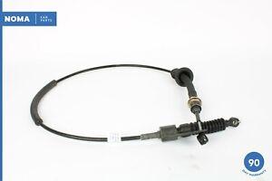 04-07 Jaguar X350 XJ8 XJR Vanden Plas Transmission Shifter Cable Linkage OEM