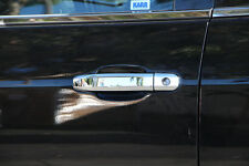 Chevy & GMC pickup truck 1999-2006 2 chrome door handle lever covers TFP 401L
