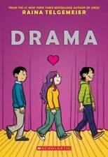 Drama - Paperback By Telgemeier, Raina - Good