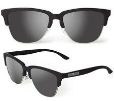 Skullrider Polarized Sunglasses. Carbon black chrome Classic. Group Hawkers