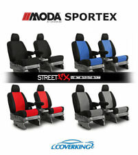 CoverKing Moda Sportex Custom Seat Covers for Pontiac Firebird Trans Am TransAm