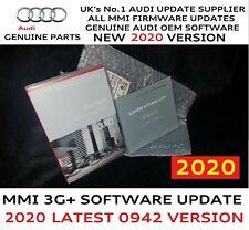 Audi A6 A8 MMI 3G+ Plus Genuine S/W SD Card 0942 2020/21 Maps 6.31.1 Full Pack