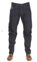 G-Star Jail Chino Loose Tapered Jean Raw Blue Mens Size UK W30 L34 *REF8-11