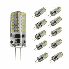 KINGSO 10x G4 3W 220LM 48 LED Bulb 3014 SMD Corn Light Lamp AC ... Free Shipping
