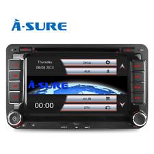 "For VW PASSAT GOLF MK5 6 TOURAN CADDY JETTA Car Stereo DAB+ Radio DVD CD GPS 7"""