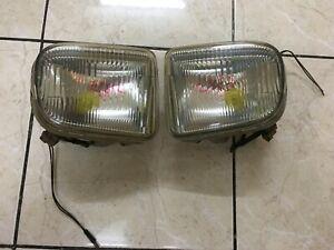 Toyota Starlet EP82 MK1 JDM Foglights (USED)