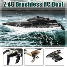 FeiLun FT011 65CM 2.4G Water Cooled Brushless RC Boat High Speed Racing Boat USA