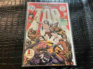 TOR #1 the Caveman (1975 DC Comics) VF/NM