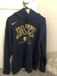 Nike Utah Jazz Mens XL Jumper