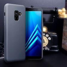 Elemento urbano ™ bajo perfil gris Gel caso Samsung Galaxy A6 2018 Libre Post