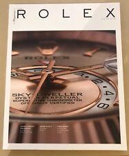 Rolex revista número 3 habitante del cielo ()