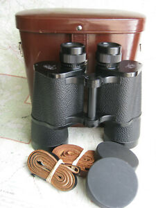 Vintage Zeiss Pentakar 15x50 Q-1 binoculars WOW!