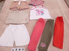 (1089)  Mädchen  Paket      Gr. 74/80