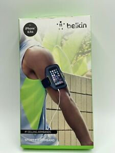 Belkin Sport-fit Armband Compatible With IPhone 6/6s  New Made By Belkin Sealed