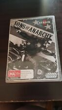 Sons Of Anarchy - Season 2, 2011 Drama Charlie Hunnam DVD vgc free post