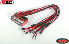 Scale Lighting System Ver 2 12 LEDs Main Lights Signals Reverse and tail lights