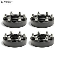 4Pc 35mm 6x139.7 Wheel Spacers Hub Centric for Ford Ranger/Mazda BT50 6x5.5